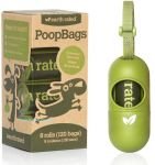 EARTH RATED PoopBags Woreczki Eco-friendly (8 x 15 szt.)