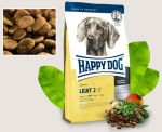 Happy Dog Fit & Well Light 2 Low Fat karma dla psów z nadwagą 12,5 kg