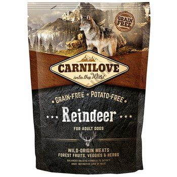 Carnilove Reindeer For Adult 1,5KG (renifer)