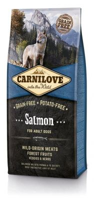 Carnilove Salmon For Adult 12KG (łosoś)