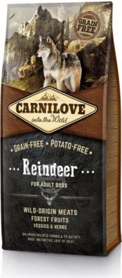 Carnilove Reindeer For Adult 12KG (renifer)