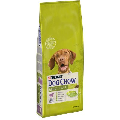 PURINA DOG CHOW Adult Lamb 14kg