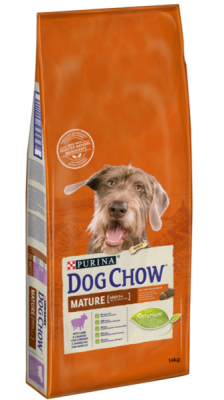 PURINA DOG CHOW Senior Lamb 14kg