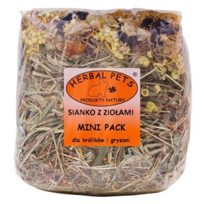 Herbal Pets Sianko z ziołami mini pack 300 g