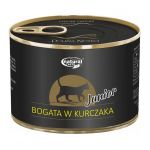 NATURAL TASTE CAT JUNIOR BOGATA W KURCZAKA 185 G